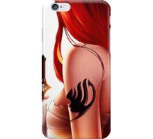 Erza Scarlet iPhone Case/Skin