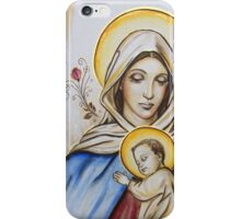 The Messiah iPhone Case/Skin