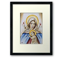 The Messiah Framed Print