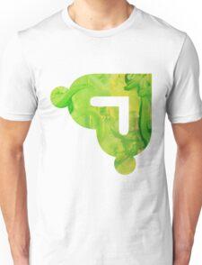 Communified Logo - Sunlit Leaves Unisex T-Shirt