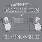 The Championsheeps by Teo Zirinis