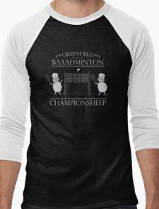 The Championsheeps Men's Baseball ¾ T-Shirt