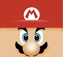 Mario Face by LumpyHippo