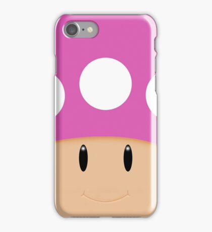 Toadette Face iPhone Case/Skin