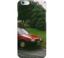 Vintage Car Old and Loved iPhone Case/Skin