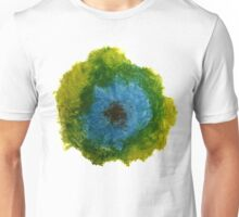 Water Strokes |  Concentric | Unisex T-Shirt