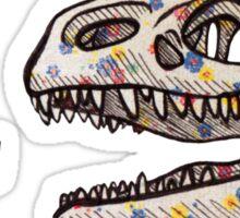 Hallosaurus Sticker