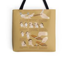 How to Shave Tote Bag