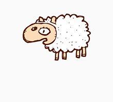 Cute little cartoon sheep Unisex T-Shirt