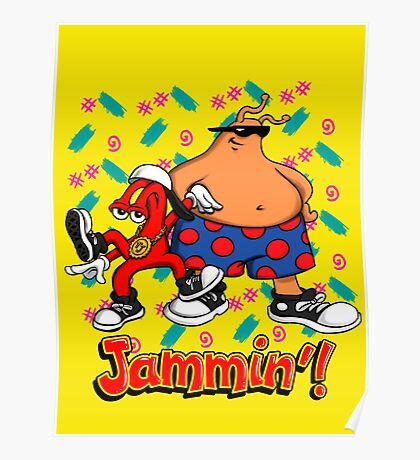 Jammin! Poster