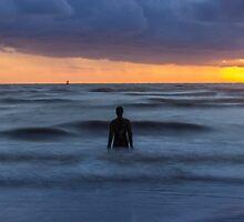 As the tide rolls in by Paul Madden