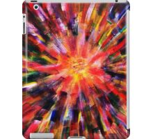 Port Dahlia Big Bang iPad Case/Skin