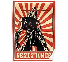 Geth Resistance Legion Poster