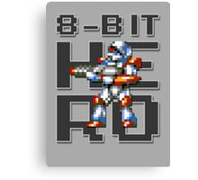 Turrican - 8-Bit Hero Canvas Print