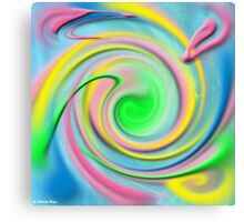 Hope -ABSTRACT62  wall art/Clothing + Products Design Canvas Print