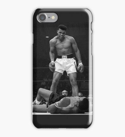 Muhammad Ali boxing iPhone Case/Skin