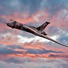 Avro Vulcan at Dawn by © Steve H Clark