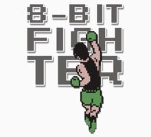 Little Mac - 8-Bit Fighter Kids Tee