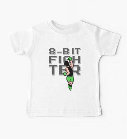 Little Mac - 8-Bit Fighter Baby Tee