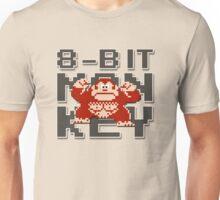 Donkey Kong - 8-Bit Monkey Unisex T-Shirt