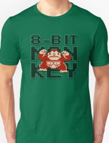 Donkey Kong - 8-Bit Monkey T-Shirt