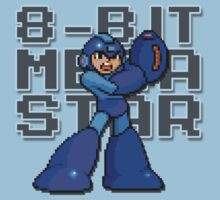 Megaman - 8-Bit Megastar (Alternate) by CheatCode