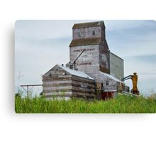 Harris History Canvas Print