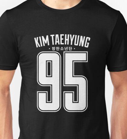 BTS V KIM TAEHYUNG 95 Unisex T-Shirt