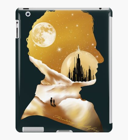 Finding Gallifrey iPad Case/Skin