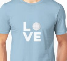 Love Golf Unisex T-Shirt