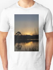 last rays in reflections Unisex T-Shirt