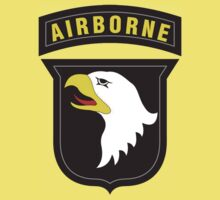 101st Airborne - Cell Phone Case - T-Shirt - Tote Bag - Pillow... One Piece - Short Sleeve