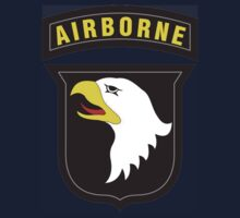 101st Airborne - Cell Phone Case - T-Shirt - Tote Bag - Pillow... Kids Tee