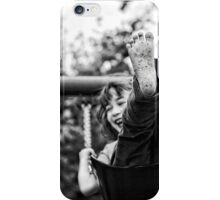 Swing Time iPhone Case/Skin