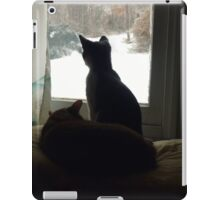 Kitty TV iPad Case/Skin