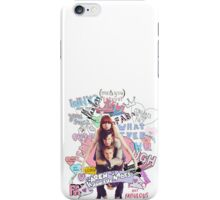Karen and The Babes iPhone Case/Skin