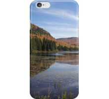 Fall Colours in Canada - Tremblant, Quebec iPhone Case/Skin