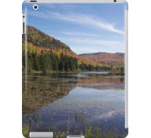 Fall Colours in Canada - Tremblant, Quebec iPad Case/Skin