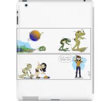 Hi' Tone™ (I'VE HAD A ROUGH DAY.) iPad Case/Skin