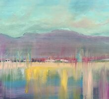 Riviera Lights by Claudia Dingle