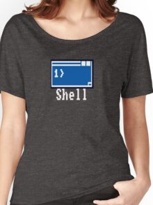 Amiga Shell Women's Relaxed Fit T-Shirt