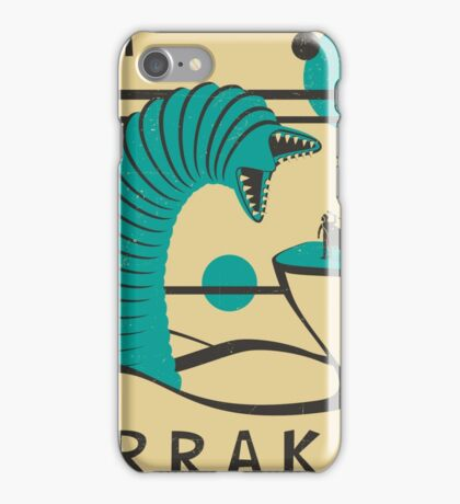 Visit Arrakis iPhone Case/Skin