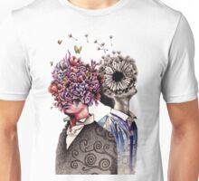 Optimist/Pessimist  Unisex T-Shirt