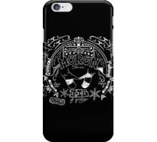 moron ski co. first logo iPhone Case/Skin