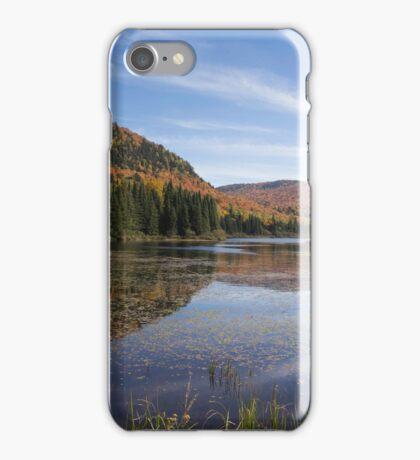 Fall colours in Canada iPhone Case/Skin