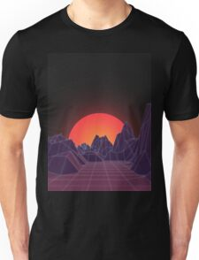 80s Vaporwave Retro Unisex T-Shirt