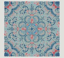 Gypsy Floral in Red & Blue T-Shirt