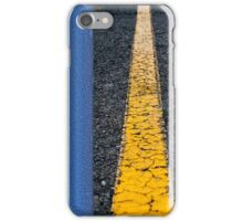 Down the Middle iPhone Case/Skin