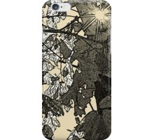 Morning in the Oaks iPhone Case/Skin