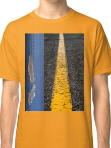 Down the Middle Classic T-Shirt